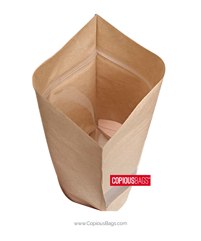 Kraft-Window-Stand-Up-Pouch-Bag-Interior